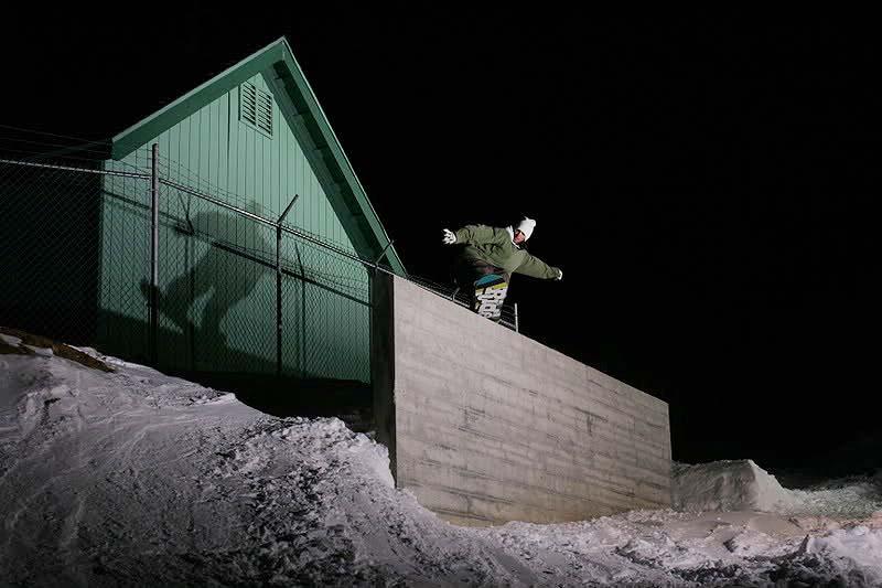 Thug Krew Snowboarding Casey Timms