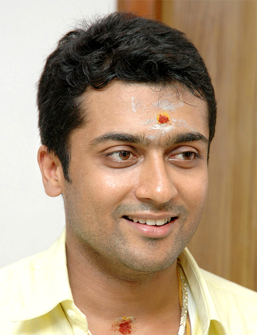 Surya nominated for Filmfare