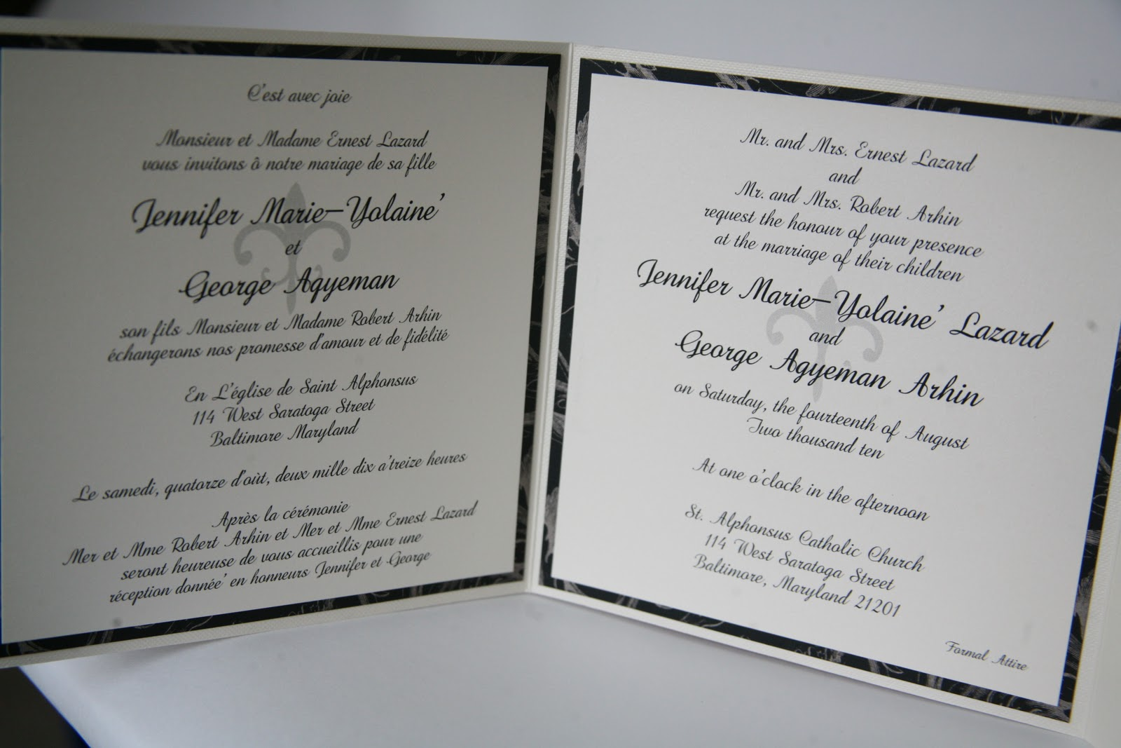 Kindly R.S.V.P. Designs\' Blog: Pocket Invitations Baltimore ...