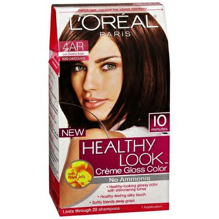 Permanent Hair  on Beautytiptoday Com  L Oreal Adds New No Ammonia 10 Minute Hair Color