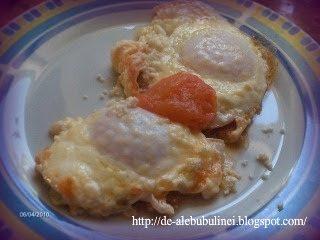 Articole culinare : Ochiuri pe roşii