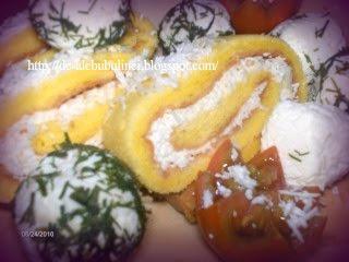 Articole culinare : Ruladă cu brânză