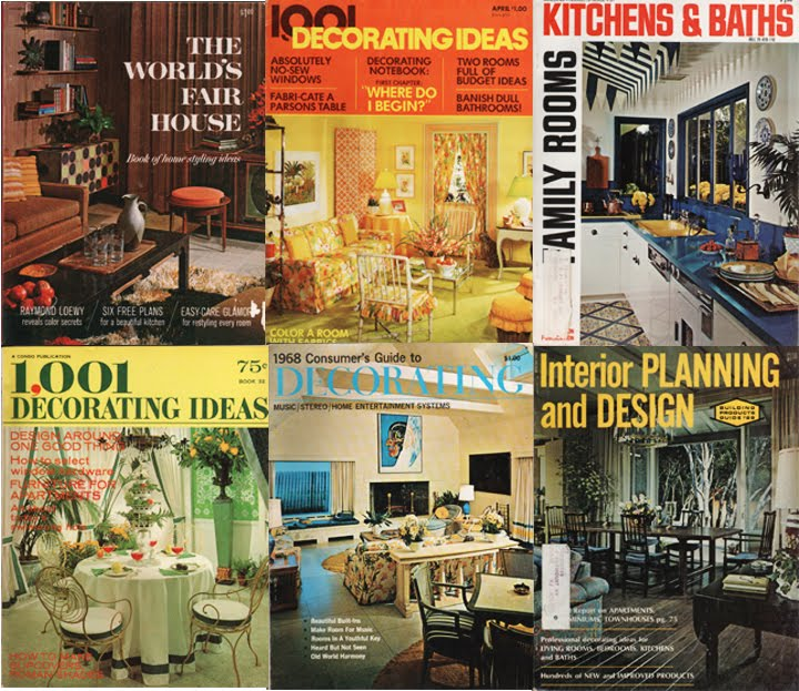 Another Man\'s Treasure: Decorating Ideas...Vintage Style!