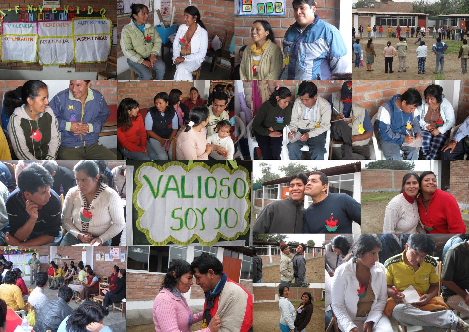 Cesar Vallejo colegio zapallal