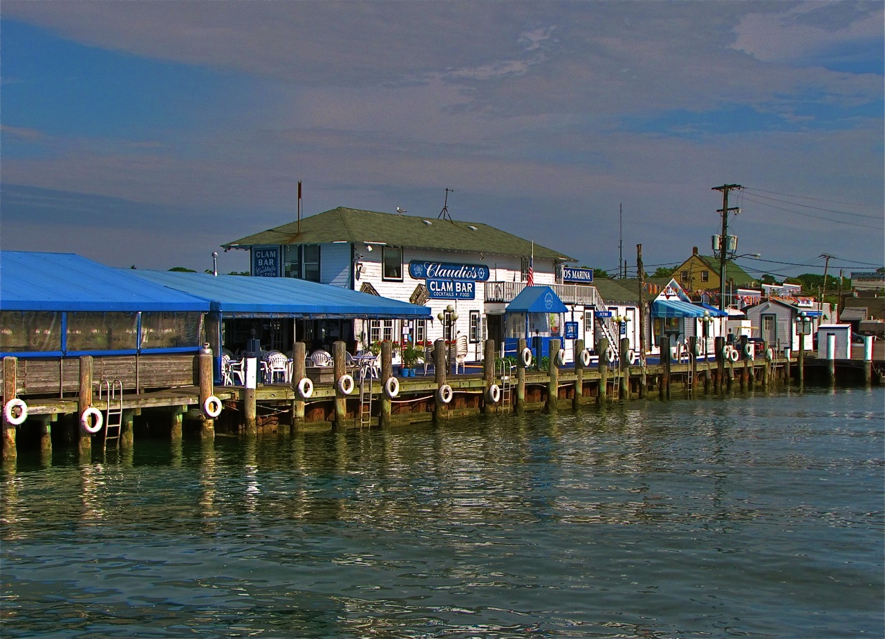Sag Harbor Ferry To Shelter Island