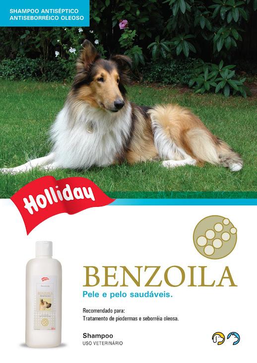 Shampoo Benzoila
