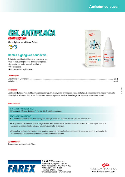 gel antiplaca verso
