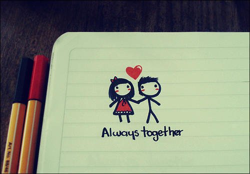 Always together