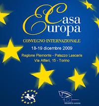 """Convegno """"CASA EUROPA"""""""