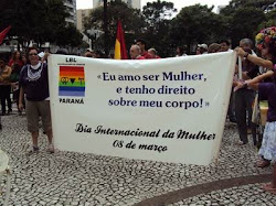 Marcha Mundial das Mulheres-Março/2010