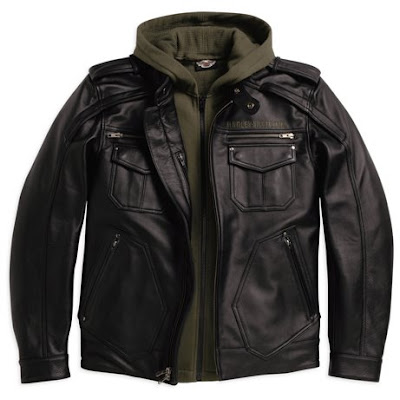 Harley-Davidson Camaraderie leather jacket
