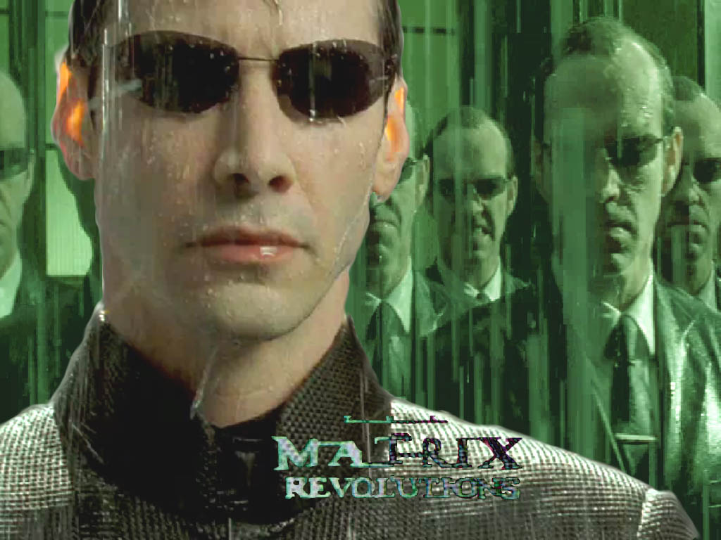 The Greatest Blog Alive: The Matrix Trilogy: Neo, Agent ...