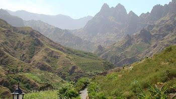 Cabo Verde - Santo Antão