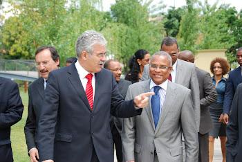 Primeiro Ministro de Cabo Verde em Torres Novas