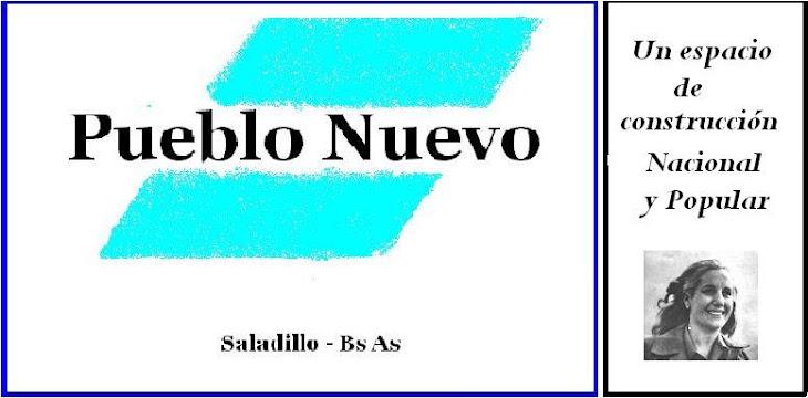 Pueblo Nuevo - Saladillo - Bs As