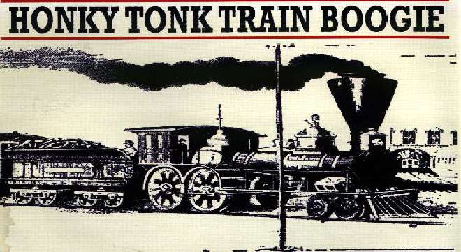 Honky Tonk Train Blues
