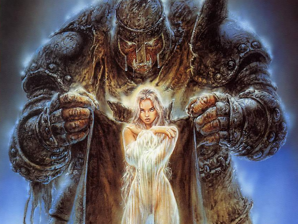 Wallpaper wallpaper luis royo free wallpaper voltagebd Image collections