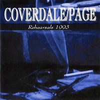 Coverdale Page - Rehearsals (1993) Folder