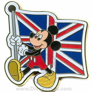 wdw mickey british flag