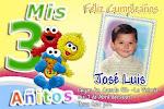 Tarjetas Infantiles Personalizadas