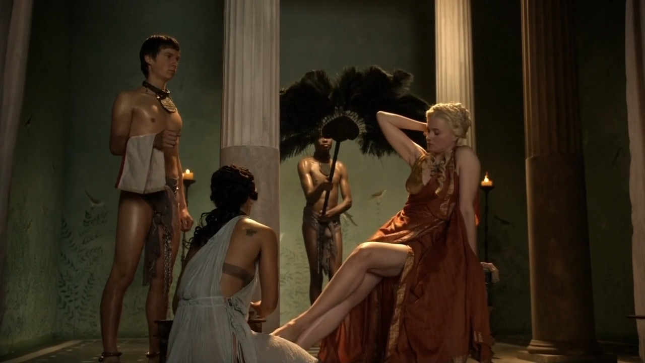 Spartacus: Blood and Sand ,spartacus mu v ct, spartacus season 1