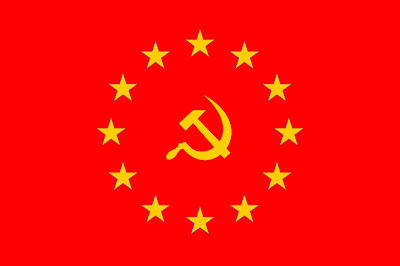 Estrategia a seguir para alcanzar la III republica - Página 2 Bandera+de+la+Uni%C3%B3n+Socialista+Europea