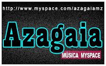 Azagaia Myspace