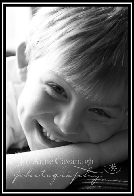 Michael, age 5