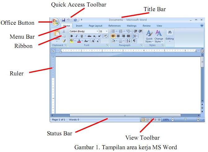 Program Aplikasi Membuat Label Undangan Di Microsoft Word