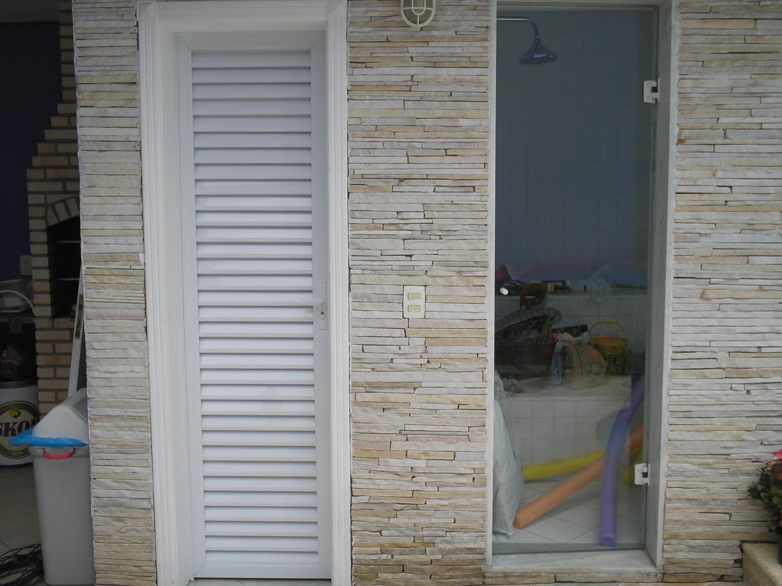 #5E4E40 Design Aluminium: Porta em alumínio branco e Porta vidro temperado 4312 Janela Aluminio Branco Eletrostático Suprema