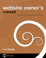 Website Owners Manual book cover
