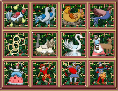 according to legend each day in the carol the twelve days of christmas has a christian meaning behind it - 12 Days Of Christmas Christian Version