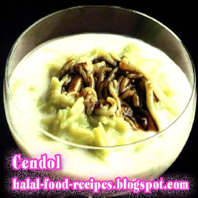 Halal food recipes from malaysia halal food recipes cendol halal food recipes cendol forumfinder Choice Image