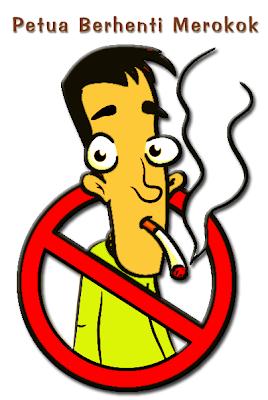 Tips Berhenti Merokok Yang Berkesan