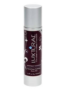 Mystique Fountain Deep Hydrating Rainy Mist by Luxtural®