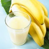 banana juice