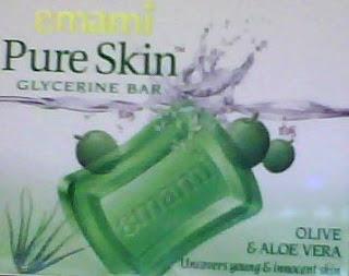 Emami Pure Skin Glycerine Bar