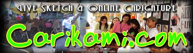 carikami.com Online Caricature & Event Management