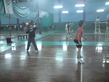 ::badminton time!::