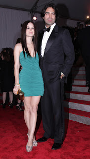 Rachel Bilson at Metropolitan Museum of Art Costume Institute Gala 2009