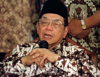 KH. Abdurrahman Wahid (Gus Dur) Wafat