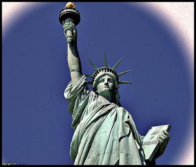 Estatua de la Libertad de Bartholdi. Nueva York (Foto Alberto López)