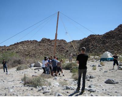 The Overflow Team Building Activities