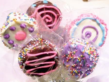 Receta: Oreo Pop's: (Paletas de Oreos)