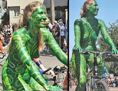 Michael Gellers Blog: Nude Cycling in San Francisco
