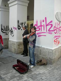 Καλλιτέχνες του Δρόμου. 1-