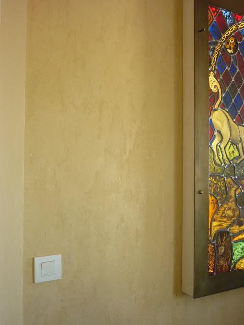 Dans l 39 art du temps d coration d 39 int rieur le savoir faire - Peinture a la chaux au rouleau ...