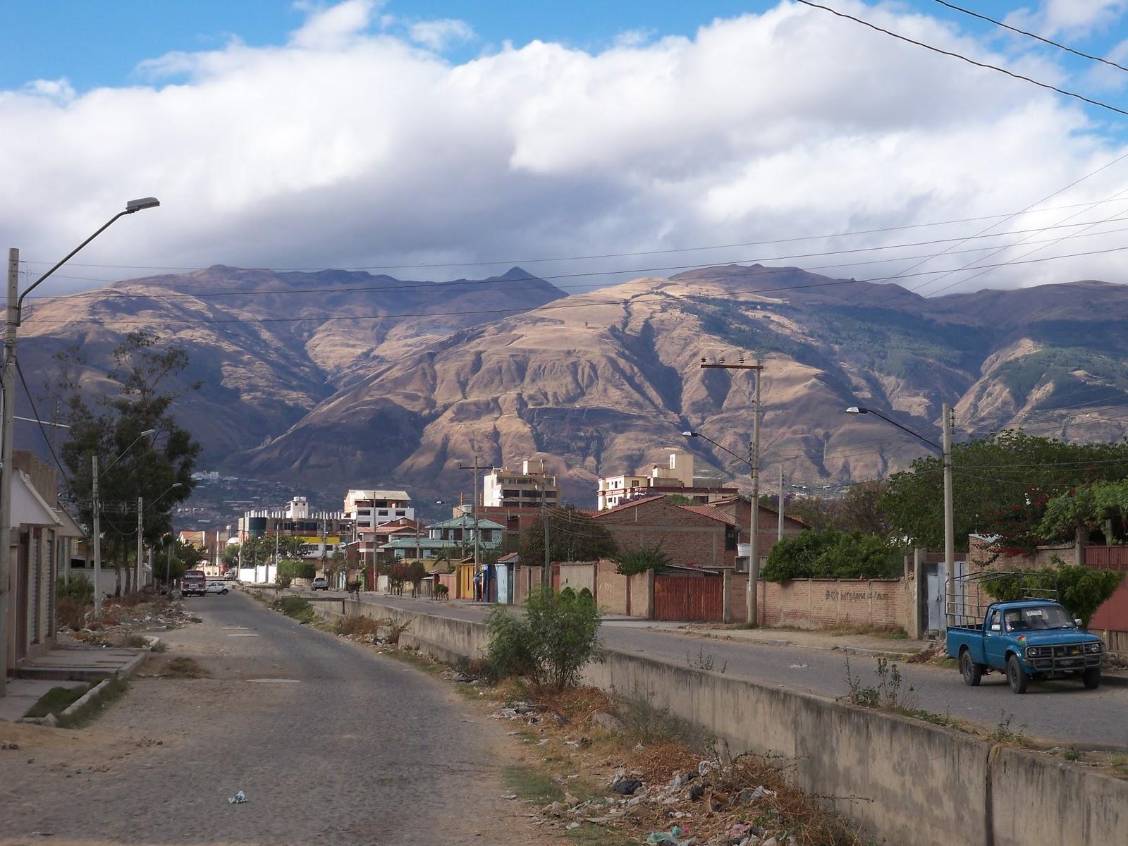 Cochabamba Bolivia  City pictures : When in Bolivia: Hola Cochabamba!