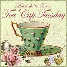 tea cup tuesday en artful affirmations y marta's favorites