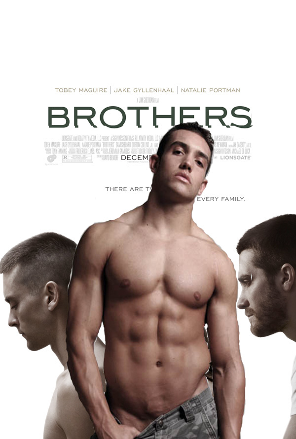 I therefore present to you the only Brothers movie poster I will hereafter ...